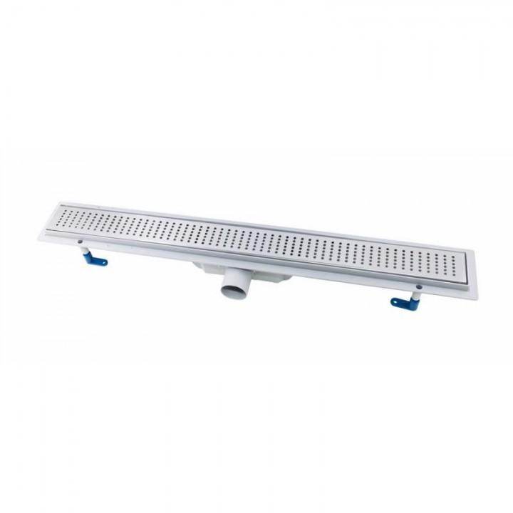 Линейный трап QT Dry FB304-800 сухой затвор