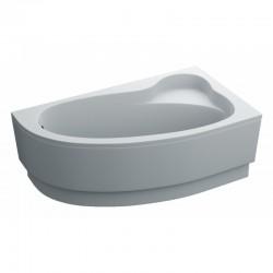 Ассиметричные ванны