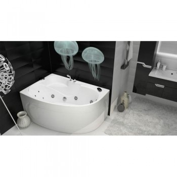 Акриловая ванна Triton Николь R 160 X 100