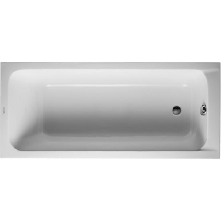 Акриловая Ванна DURAVIT D-CODE 170 Х 75
