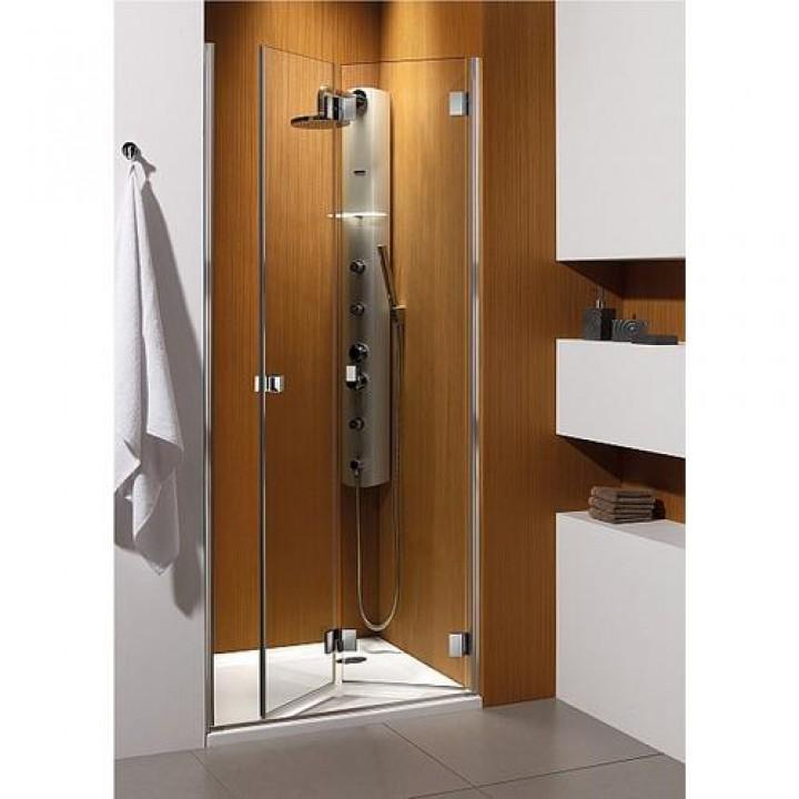 Душевая дверь Radaway Carena DWB типа Bi-Fold 34502-01-08NL / R 900мм