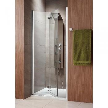 Душевая дверь Radaway Eos DWB типа Bi-fold 37803-01-12NL / R 900мм