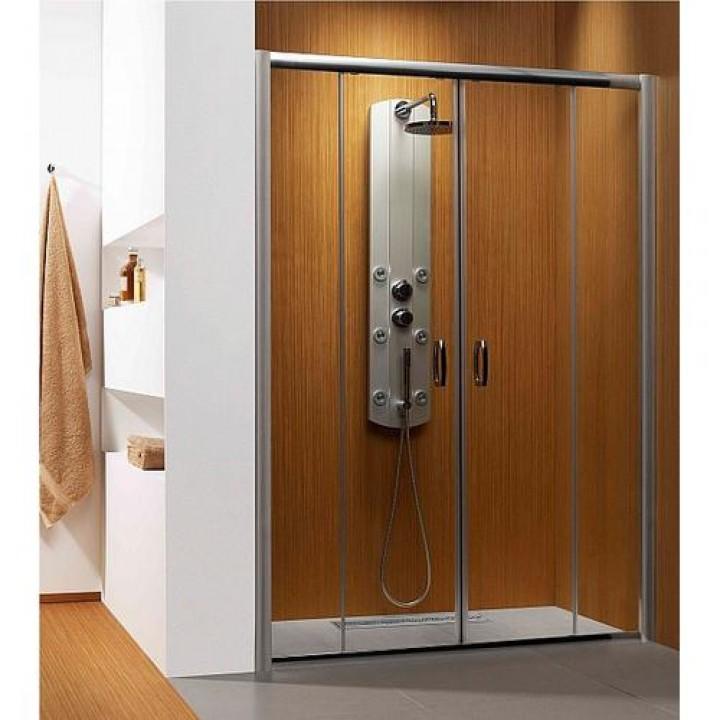 Душевая дверь Radaway Premium Plus DWD 33393-01-01N 1500мм
