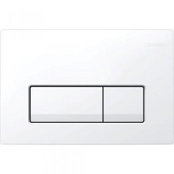 Клавиша смыва GEBERIT Delta 51 115.105.11.1 белая