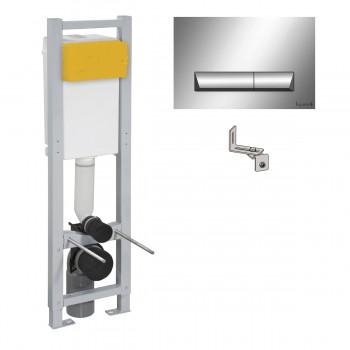 Комплект инсталляции Imprese 3в1 i8130 узкая