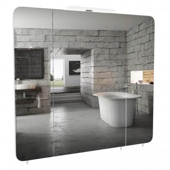 Зеркальный шкаф AKVA RODOS Рома 85 см