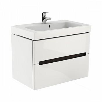Kolo MODO шкафчик под умывальник 80*65*48 см белый глянец