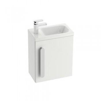 Шкафчик под миниумывальник Ravak SD Chrome 400 X000000538 белый