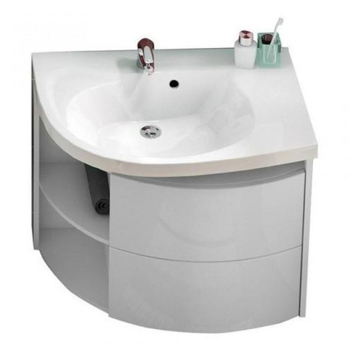 Тумба для раковины Ravak SDU ROSA Comfort, 78 см, белая, правая