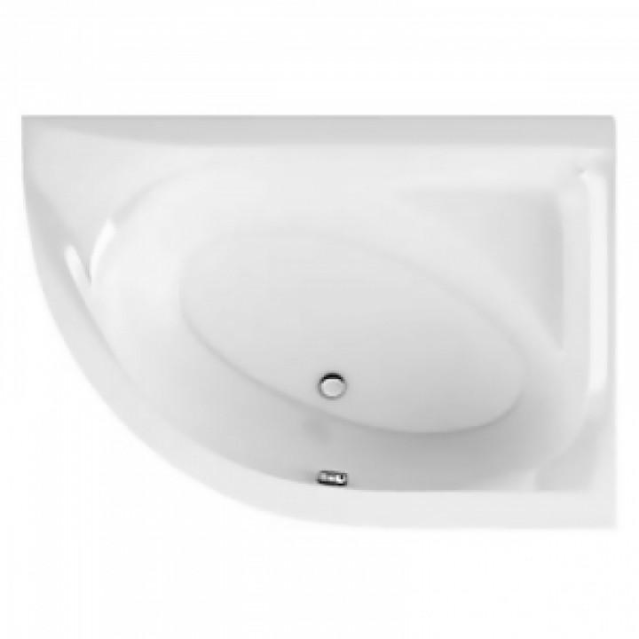 Акриловая ванна «Mistra » 150 Х 100 см, правая
