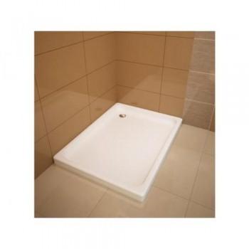 Душевой поддон Koller Pool Flat Kvadro 1000x900x50 прямоугольный