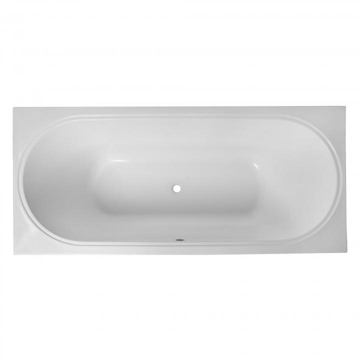 Ванна акриловая Volle OLIVA 1800X800X500мм без ножек TS-1880500