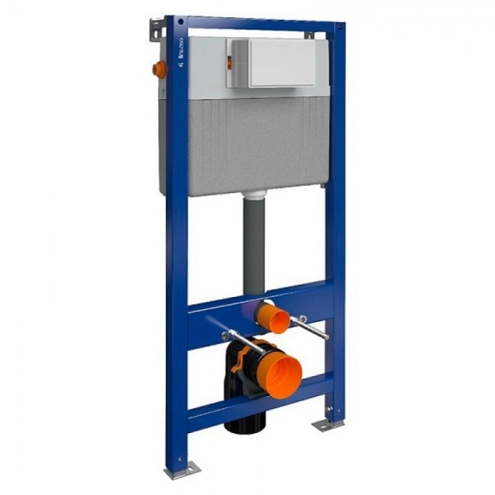 Инсталляционная система Aqua 52QF CERSANIT для подвесных унитазов