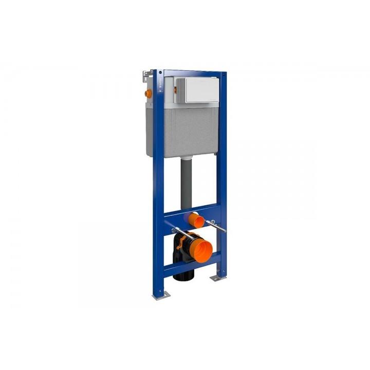 Инсталляционная система Aqua 22QF CERSANIT для подвесных унитазов