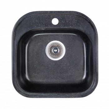 Кухонная Мойка Fosto 48X49 Sga-420 (Черный)