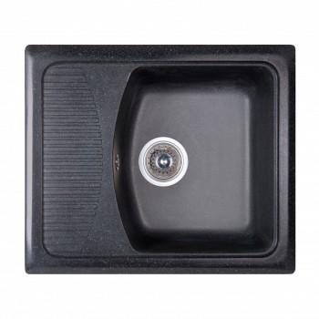 Кухонная Мойка Fosto 58X50 Sga-420 (Черный)