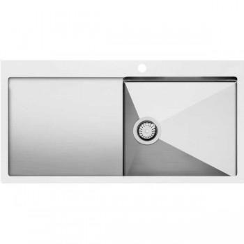 Кухонная мойка Aquasanita  LUNA LUN101M-R 1000x510x200