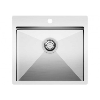 Кухонная мойка Aquasanita  LUNA LUN100N 550x505x200