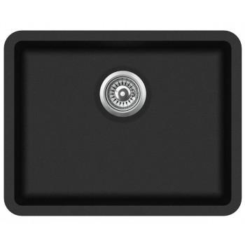 Кухонная мойка Aquasanita Basic ARCA SQA102W 585x460x210