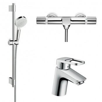 HANSGROHE  Logis Loop набор для ванны 71150000+15348000+27353400