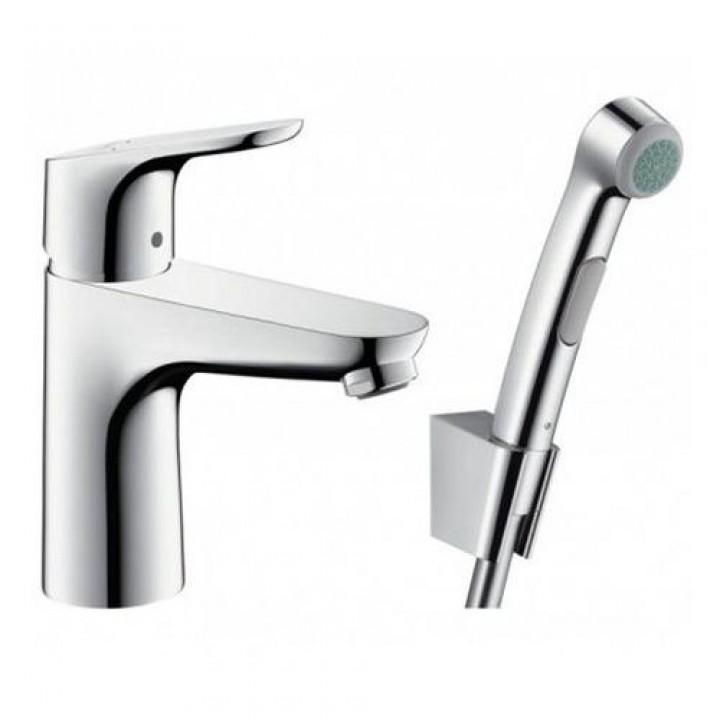 Hansgrohe Смеситель c гигиеническим душем Hansgrohe Focus Е2 31927000
