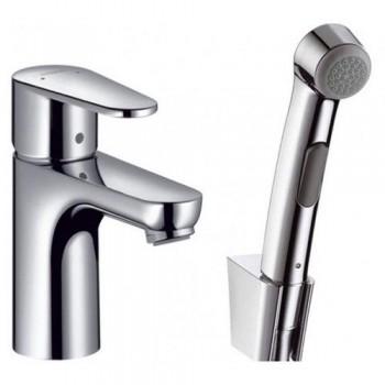 Hansgrohe Смеситель для раковины с гигиеническим душем Hansgrohe Talis E2 31165000