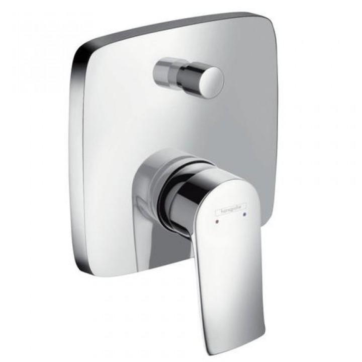 Hansgrohe Внешняя часть смесителя для ванны Hansgrohe Metris 31454000