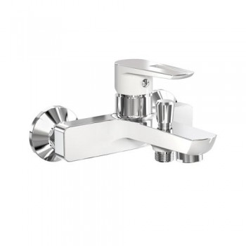 Cмеситель для ванны Imprese BRECLAV 10245 W