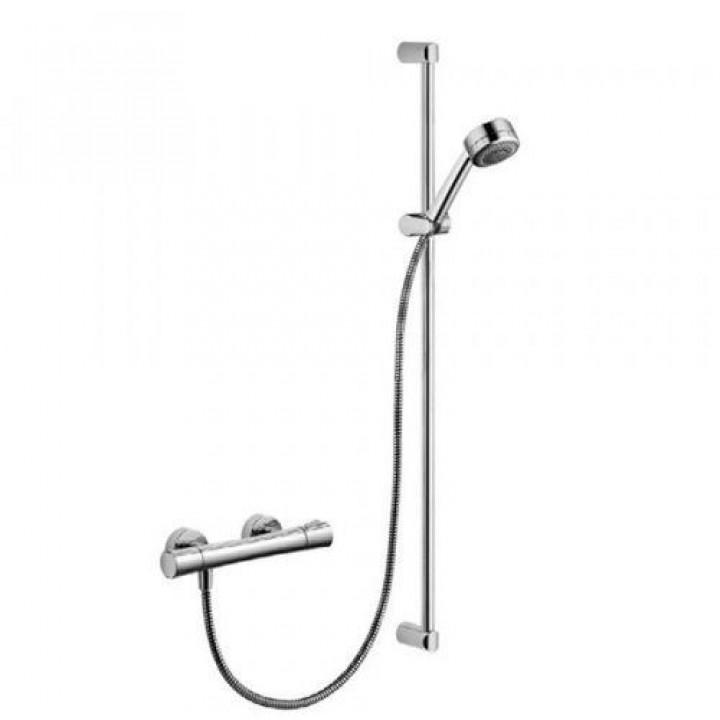 Kludi Душевая система с термостатом Kludi Zenta Shower Duo 605770500