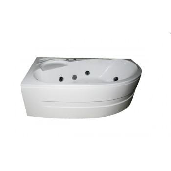 Ванна акриловая с ножками KO&PO 4038 1500х1000х550