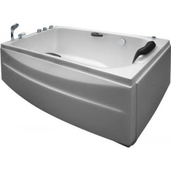 Ванна акриловая с ножками KO&PO 307 1730х870х620