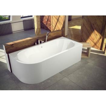 Акриловая ванна Besco PMD Piramida AVITA 150x75 правая