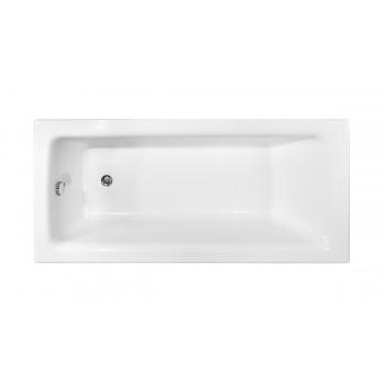 Акриловая ванна Besco PMD Piramida Talia 140 Х 70