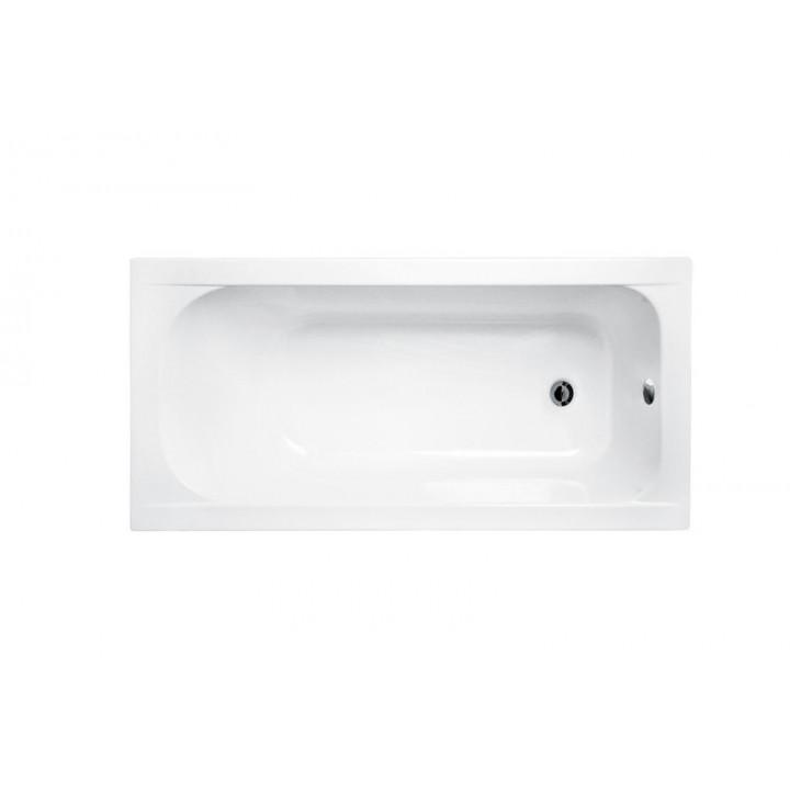 Акриловая ванна «Besco PMD Piramida Continea » 150 см