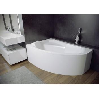 Акриловая ванна Besco PMD Piramida ADA 140 X 90 левая