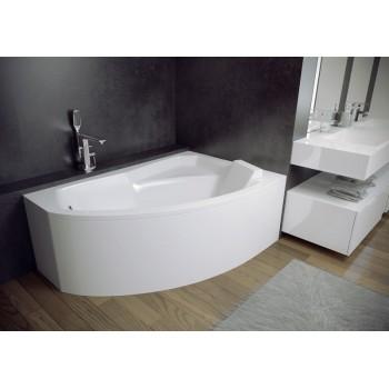Акриловая ванна Besco PMD Piramida RIMA 160 X 100 правая