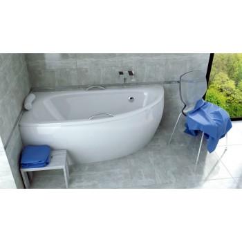 Акриловая ванна Besco PMD Piramida MILENA 150x70 левая