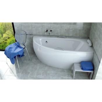 Акриловая ванна Besco PMD Piramida MILENA 150x70 правая