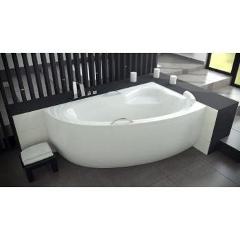 Акриловая ванна Besco PMD Piramida NATALIA 150 X 100 правая