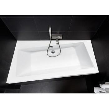 Акриловая ванна Besco PMD Piramida INFINITY 150 X 90 левая