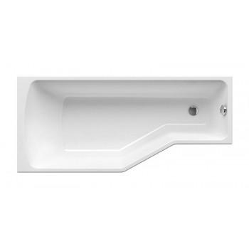 Акриловая ванна Besco PMD Piramida Integra 150x75 левая