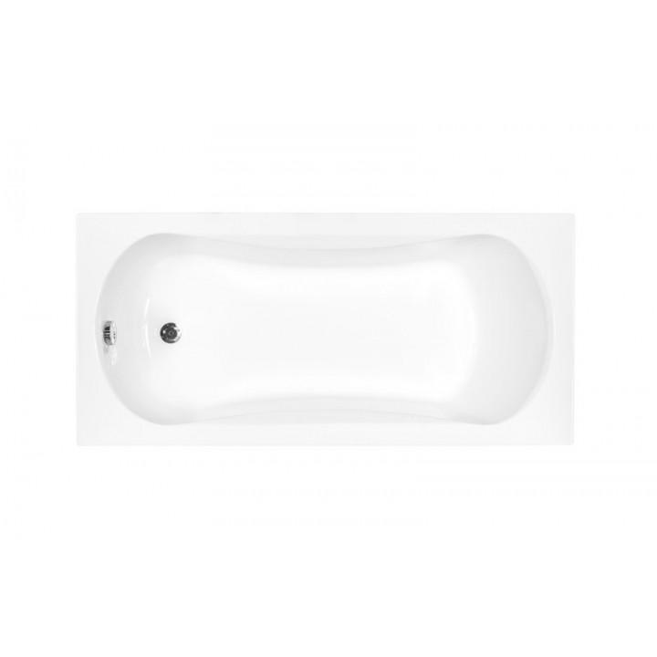 Акриловая ванна «Besco PMD Piramida Aria» 160 см