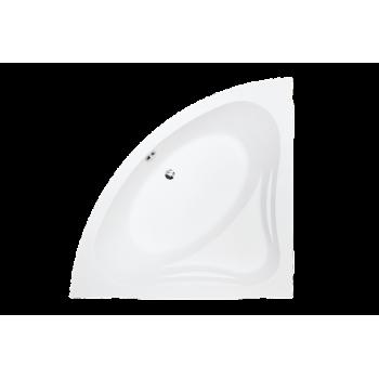 Акриловая ванна Besco PMD Piramida EVA  134 Х 134 угловая