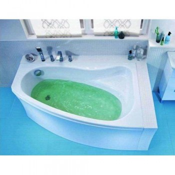 Акриловая ванна Cersanit SICILIA R 160 X 100