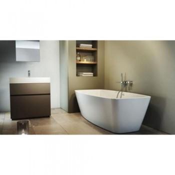 Ванна Jacuzzi Esprit отдельностоящая 1700x800x570 9443815А