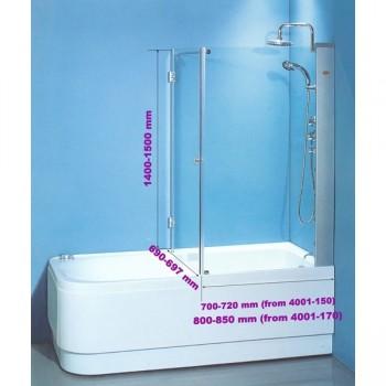 Шторы-угол на ванну KO&PO 7047/У (70)