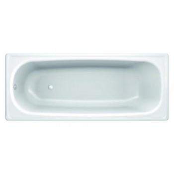 Ванна KollerPool 140х70 прямоугольная, без ножек