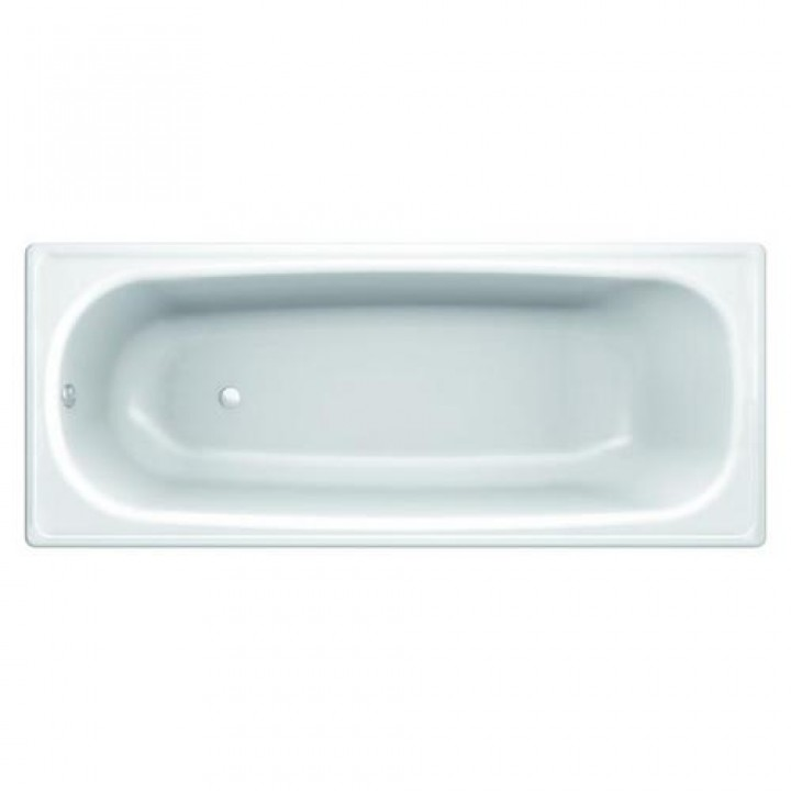 Ванна Koller Pool Universal 150x70 anti-slip  с отверстием стальная 3.5мм