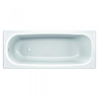 Ванна Koller Pool Universal 170x75 antislip c отверстием стальная 3.5мм
