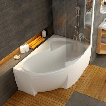 Акриловая ванна ROSA II R 170 X 105